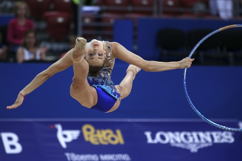 Резултат с изображение за световно по художествена гимнастика